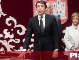 González se compromete a asumir la presidencia de la Comunidad con