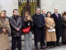 Madrid, en silencio contra el terrorismo