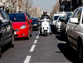 Madrid empeoró su movilidad en 2010