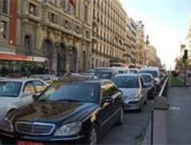 Habrá restricciones de acceso a Madrid en 2008 para evitar la contaminación