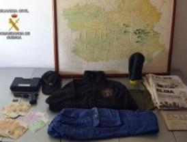 Detienen a un atracador por asaltar 46 bancos en Cuenca y Albacete desde 1988