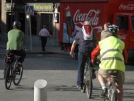 Blogueros enseñan a ir al trabajo en bici