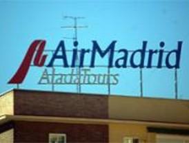 Los trabajadores de Air Madrid presentan 123 demandas por despido