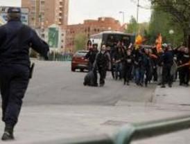 Pasan a disposición judicial 18 de los detenidos por los incidentes en Vallecas