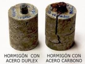 Aceros dúplex, una alternativa para evitar la corrosión en las estructuras de hormigón