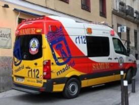 Un repartidor muere al caer de una furgoneta cuando era robada