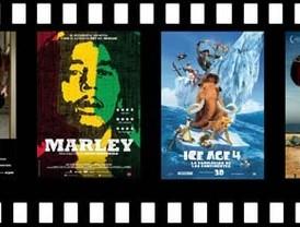 Comedia infantil yanqui, literatura de suspense y dos dramas europeos a ritmo de reggae