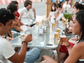 La cerveza es la bebida preferida de los madrileños