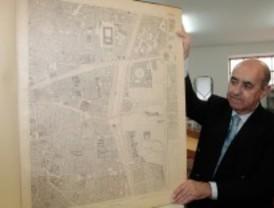 La historia de Madrid, mapa a mapa