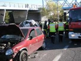 Los fallecidos en accidentes de tráfico descienden un 30% este año