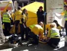 Muere una mujer atropellada por una furgoneta