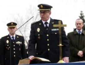 El nuevo jefe superior de Policía Nacional de Madrid se integra en la renovada cúpula policial