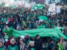 La Marea Verde vuelve a las calles el jueves