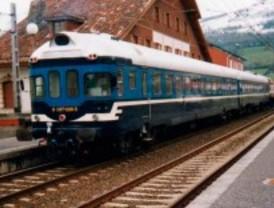 El tren turístico de la Sierra se retrasa