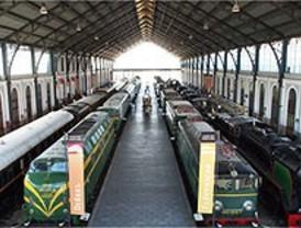 El Museo del Ferrocarril abrirá todo el día el viernes y sábado