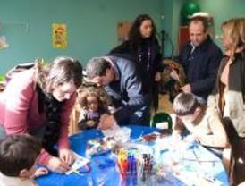 Niños de Boadilla participan en el Día de la Infancia