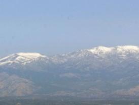 Alerta por riesgo de nieve en la Sierra