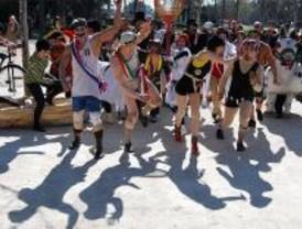 Madrid celebra su carnaval más olímpico