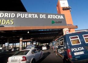 Adif mejora la infraestructura ferroviaria entre Atocha y Entrevías