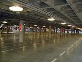 Inaugurado el parking de la T-4, nueve meses después del atentado