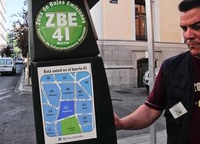 Los conductores critican el servicio de pago del SER desde el móvil