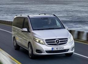 Mercedes Clase V, una