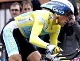 Contador se proclama campeón de España contrarreloj