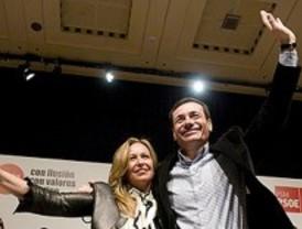 Trinidad Jiménez ofrece su apoyo a Tomás Gómez