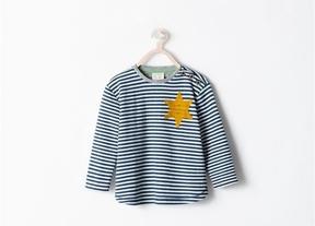 Zara retira una camiseta por su parecido con el atuendo de un campo de concentración