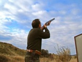 Los cazadores no abrirán los cotos hasta que cambie el tiempo a causa de la sequía