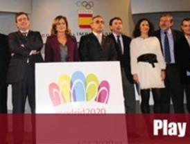 Madrid ya no compite con Roma para los Juegos de 2020