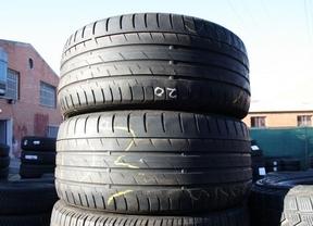 Neumáticos de segunda mano y carreteras deterioradas, una combinación fatal