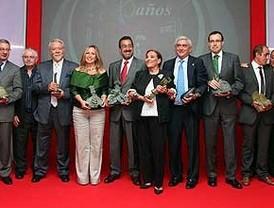 Madridiario sopla las velas en la VIII edición de los Premios Madrid
