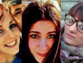 Las familias se despiden de las jóvenes fallecidas en el Madrid Arena