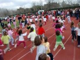 889 atletas acuden al Campeonato Escolar de Campo a Través 2009