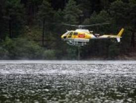 El TSJM desestima un recurso sobre competencias en los incendios forestales