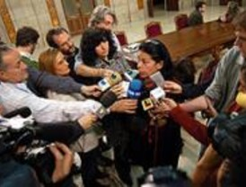 Varios concejales, entre ellos Sabanés, se despiden del Ayuntamiento
