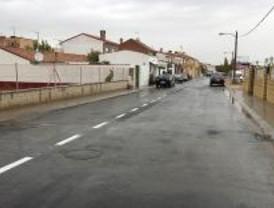 La Comunidad invierte 89.000 euros en la reforma de una carretera de Fuente el Saz
