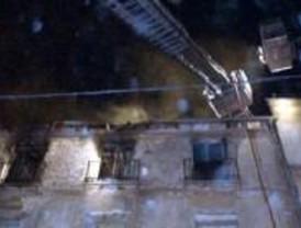 El incendio de Lavapiés era una desgracia anunciada, según el PSOE