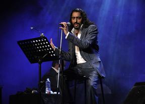 El Cigala abre los conciertos de los Veranos de la Villa