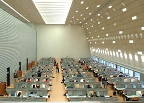 Biblioteca de la Universidad Rey Juan Carlos