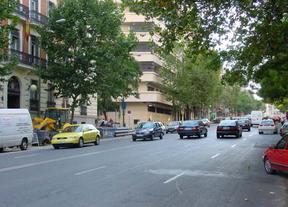 El Ayuntamiento recomienda el transporte público durante las obras de Génova