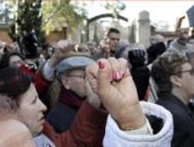 Homenaje a Pablo Iglesias en el 82 aniversario de su muerte
