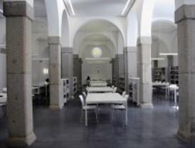 Abre la biblioteca de Conde Duque