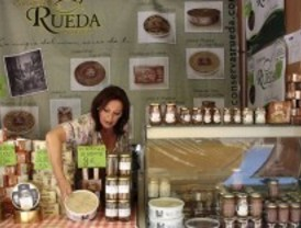 La Plaza de Olavide se pone a dieta mediterránea