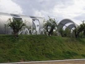 El Ayuntamiento estudia recuperar el tranvía de Madrid Río