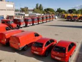 La Comunidad invierte más de un millón en coches de bomberos para los municipios