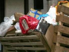 Los vecinos se manifiestarán contra la tasa de basuras