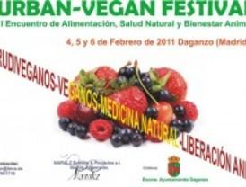 Primer Urban Vegan Festival en Daganzo