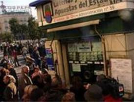 Madrid, la 4ª en gasto de lotería de 'El Niño'
